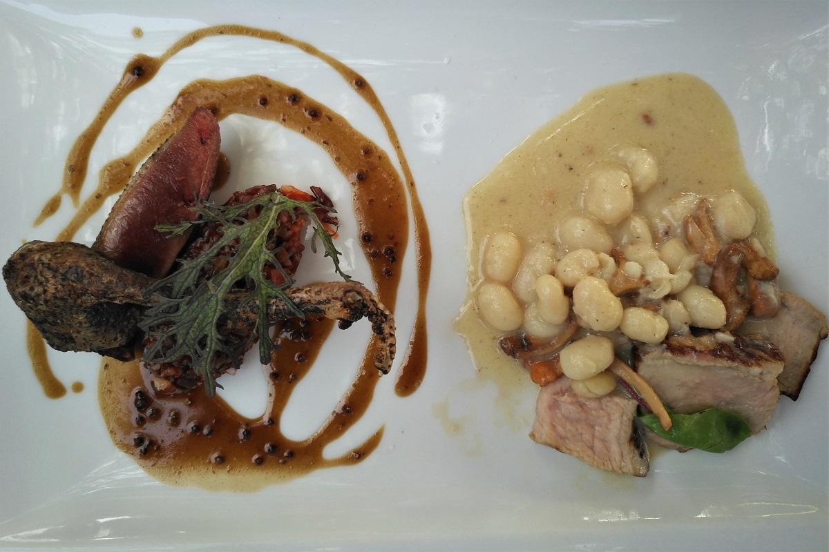 Provence Restaurant Côteaux & Fourchettes Menu Découverte