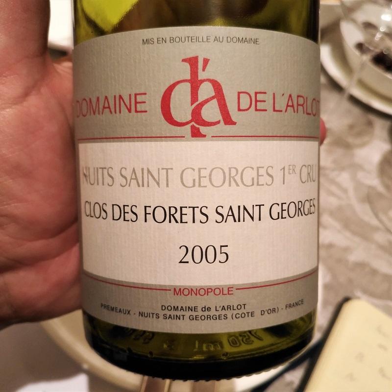 Judgment of Bonn Pinot Noir Arlot