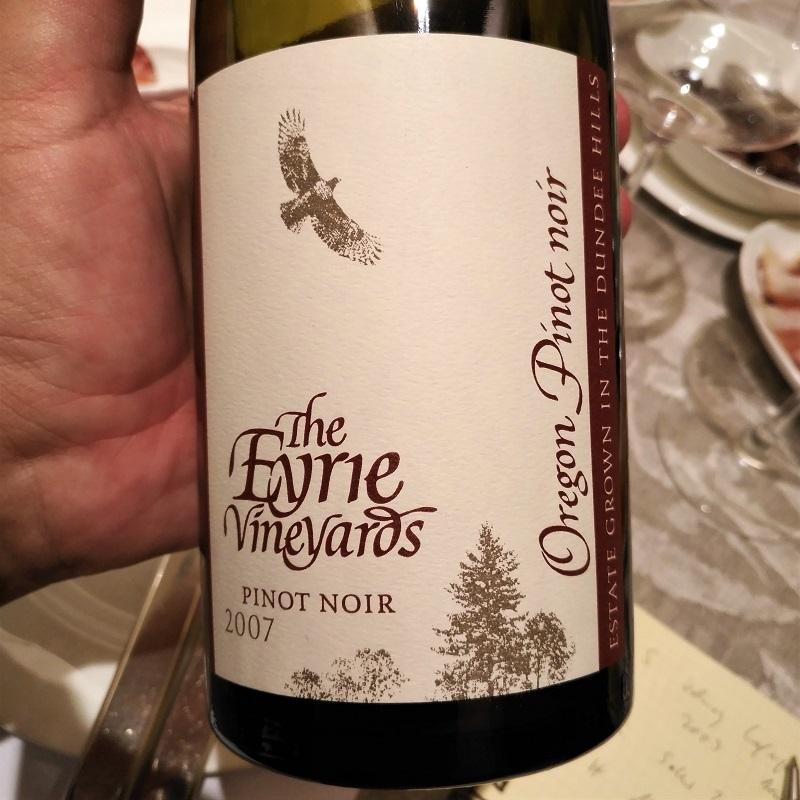 Judgment of Bonn Pinot Noir Eyrie