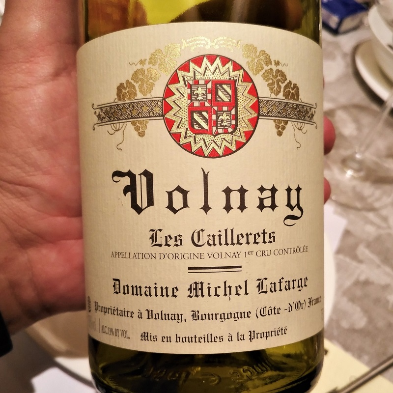 Judgment of Bonn Pinot Noir Lafarge