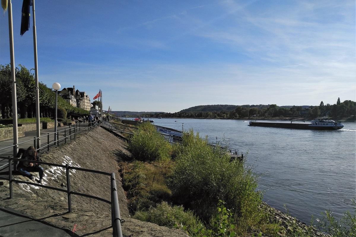 Rhein bei Königswinter
