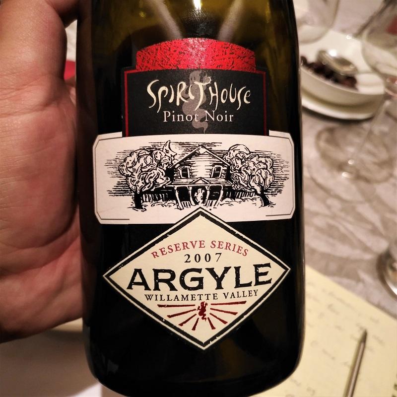 Judgement of Bonn Pinot Noir Argyle