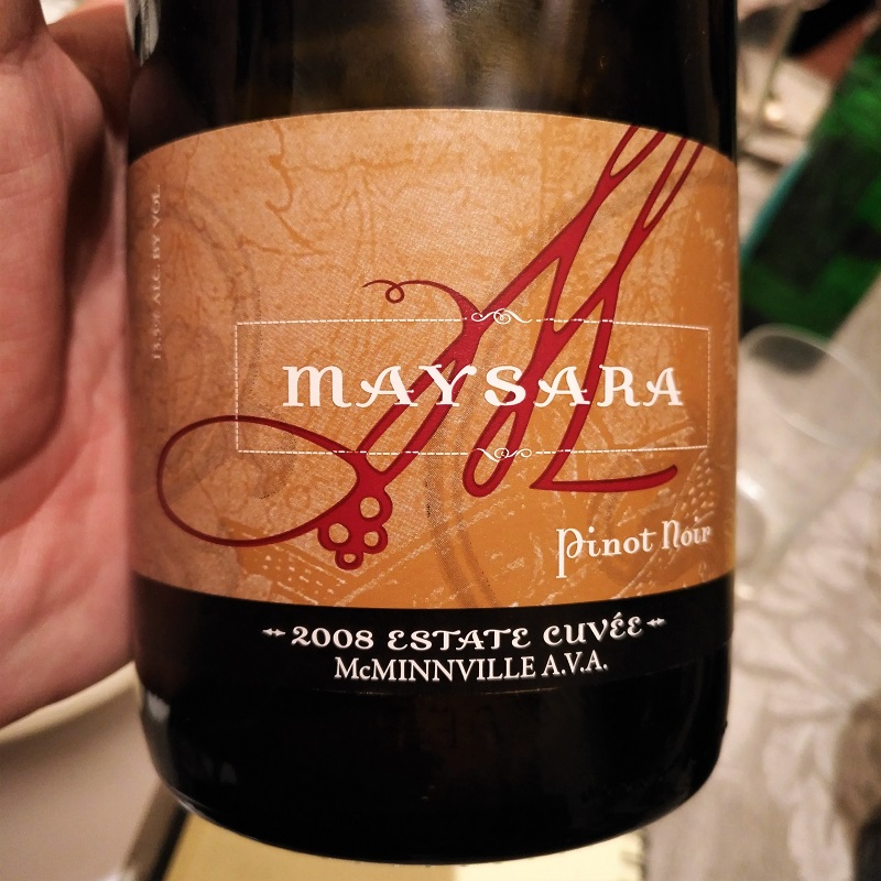 Judgement of Bonn Pinot Noir Maysara