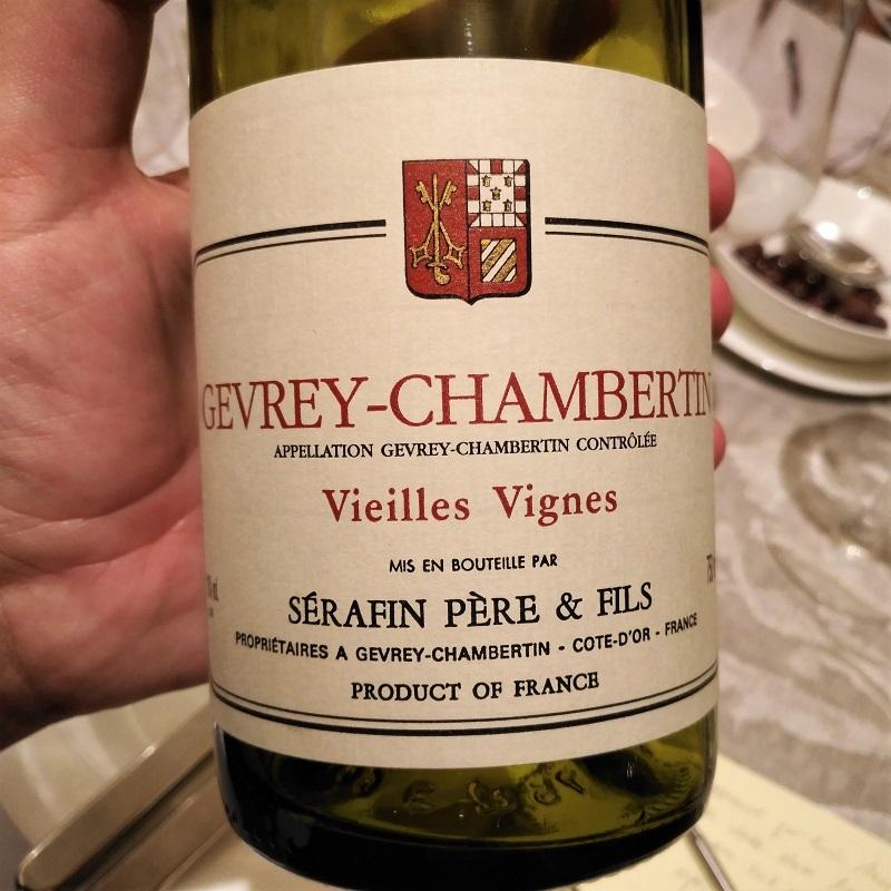 Judgment of Bonn Pinot Noir Sérafin