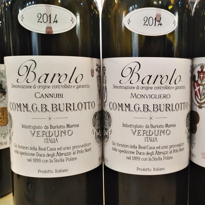Jahresrückblick 2018 Burlotto Barolo