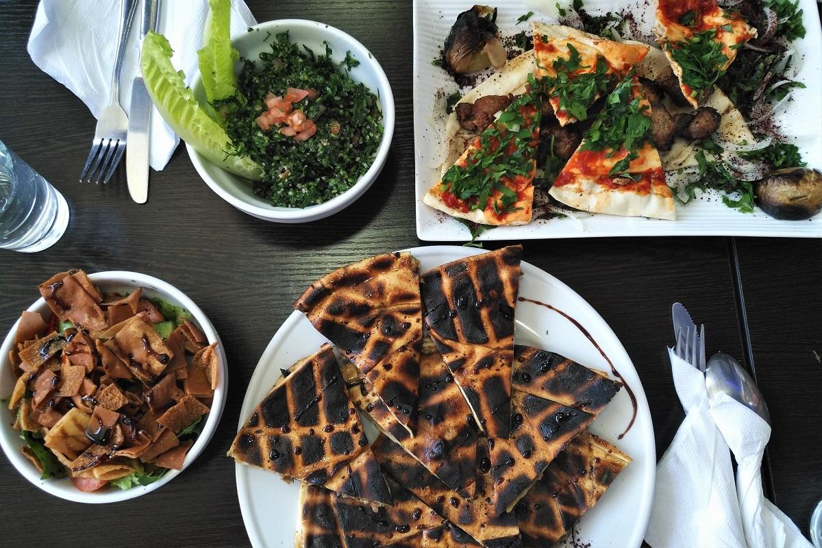 Taboulé syrisches Restaurant Nürnberg