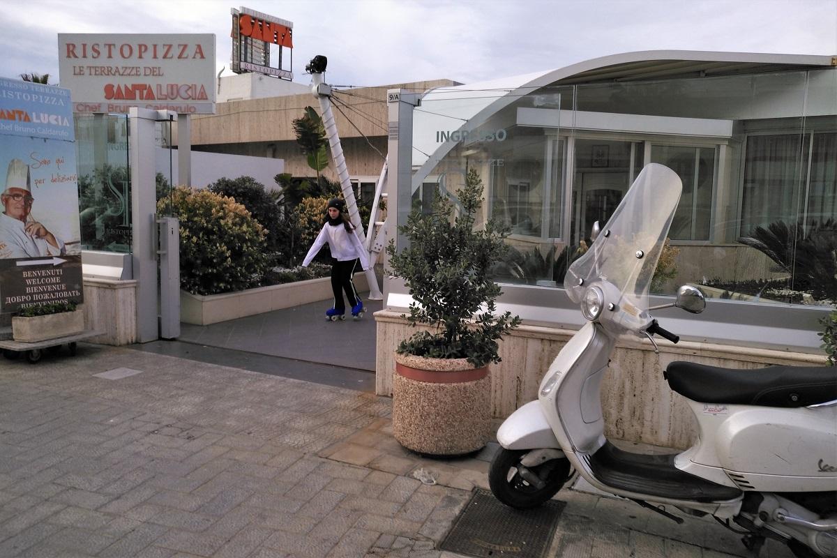 Le Terrazze del Santa Lucia Restaurant Bari