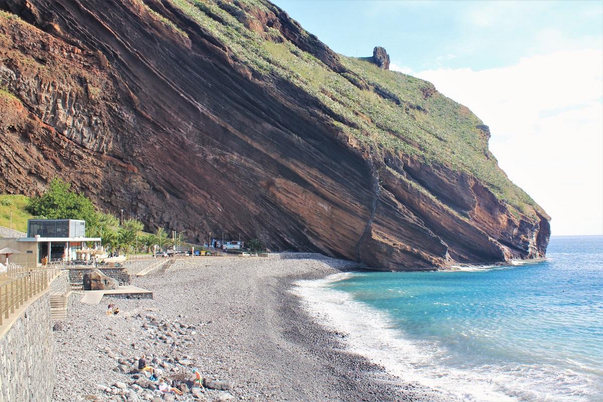 Madeira Cristo Rei Beach