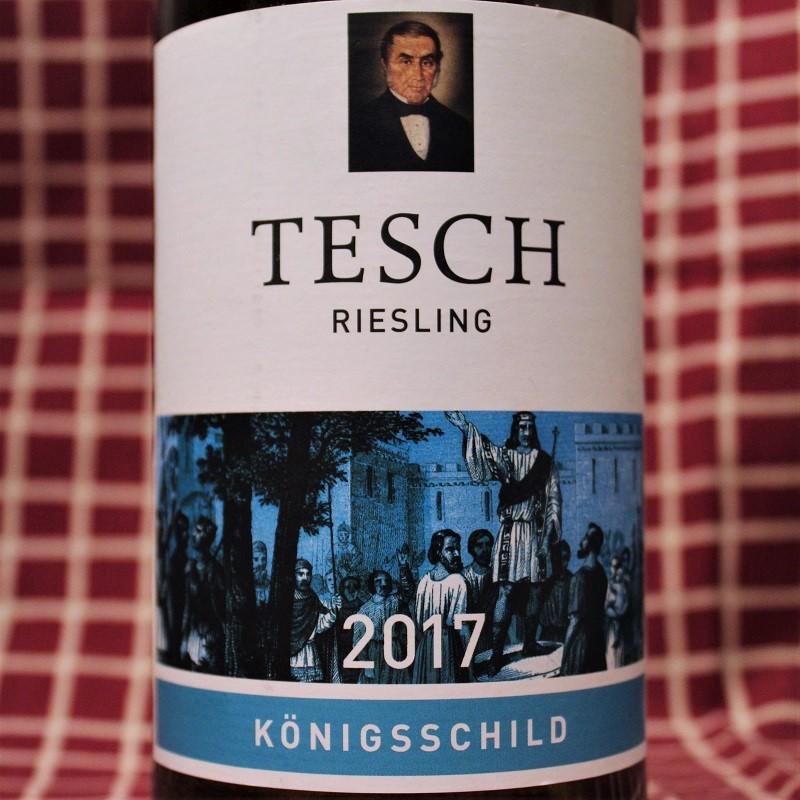 Tesch Nahe Riesling Königsschild