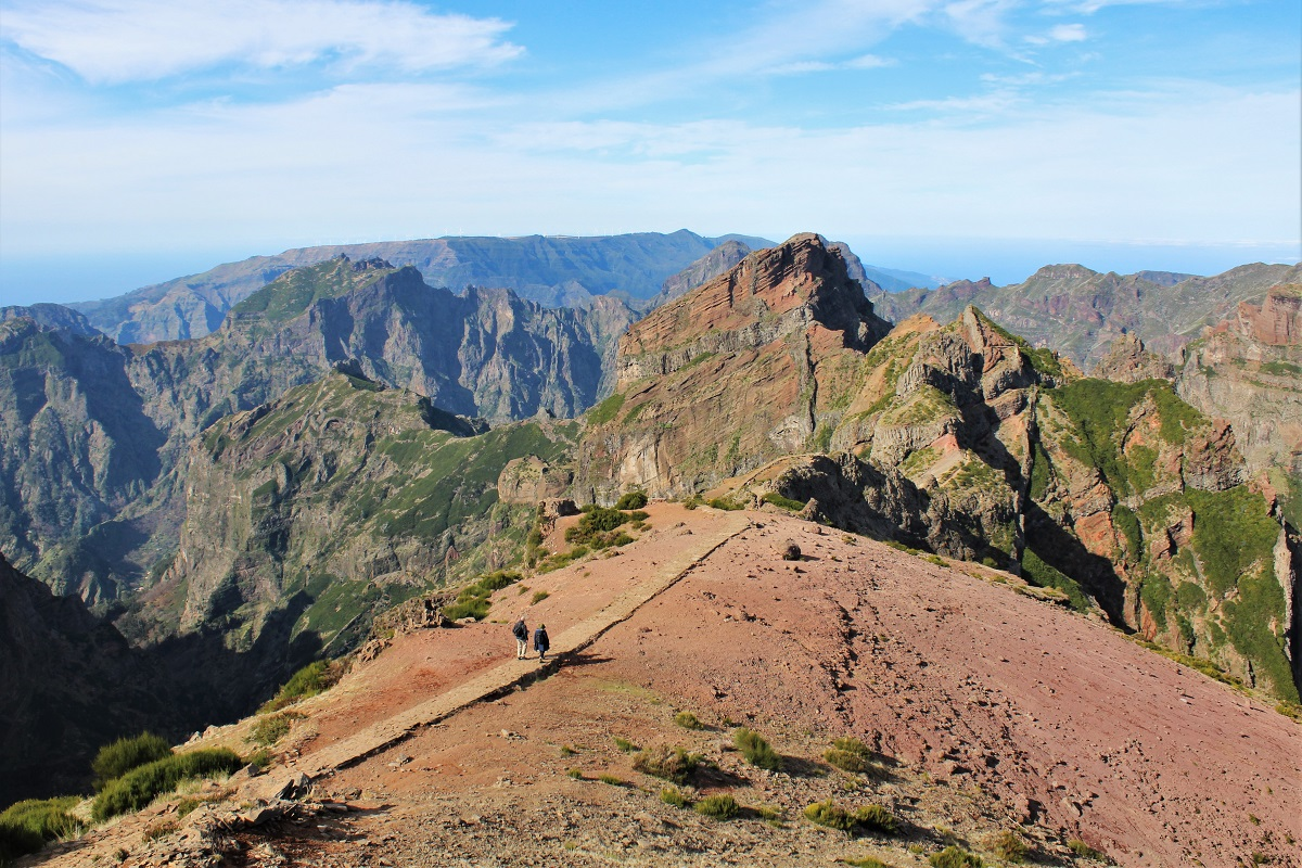 Madeira Pico do Ariero