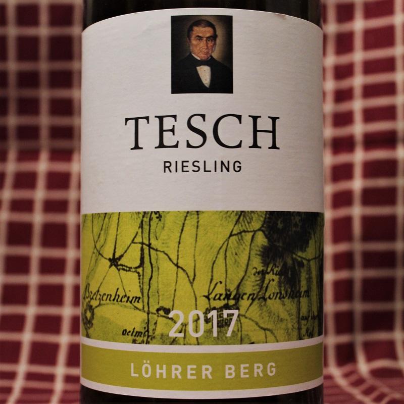 Tesch Nahe Riesling Löhrer Berg