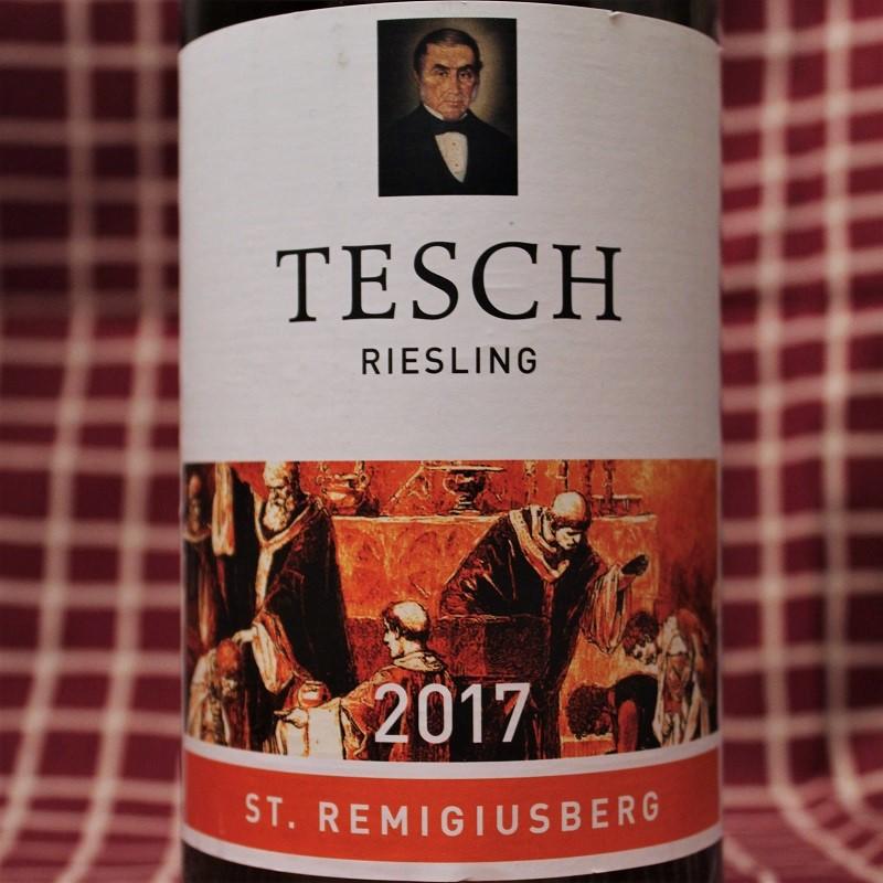 Tesch Nahe Riesling St. Remigiusberg