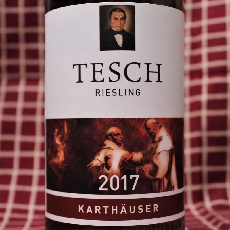 Tesch Nahe Riesling Karthäuser