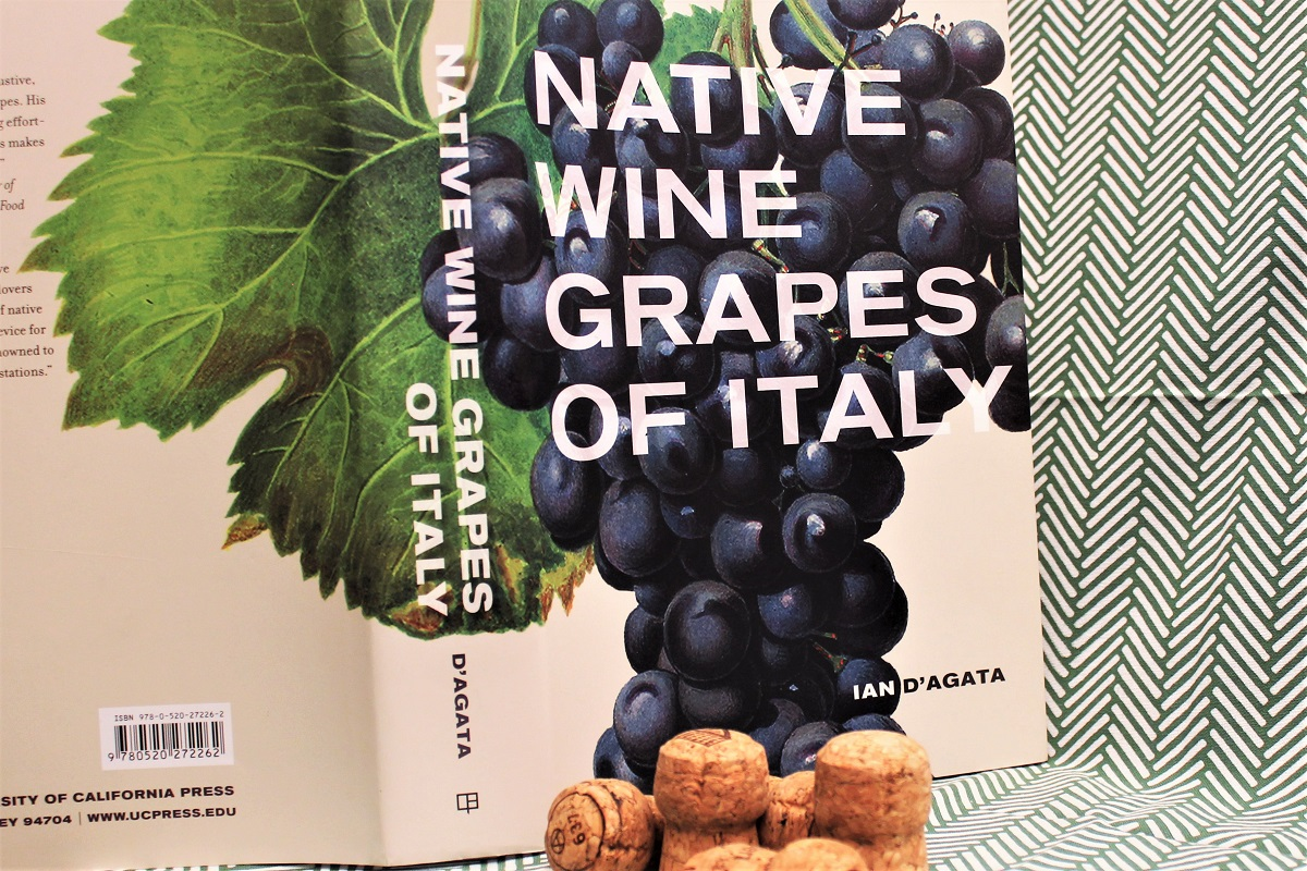 Ian d'Agata Native Wine Grapes of Italy