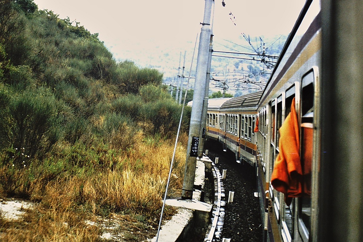 Interrail Italien 1992