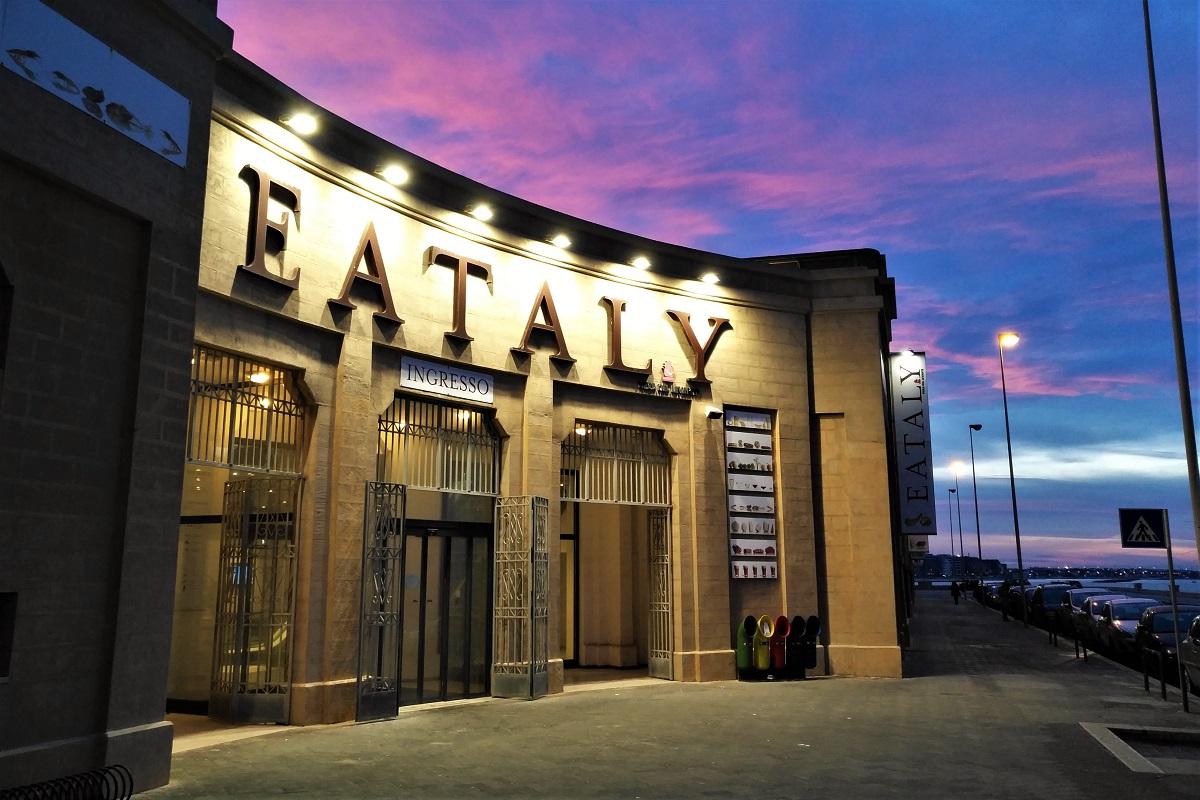 Italien Bari Wein Eataly