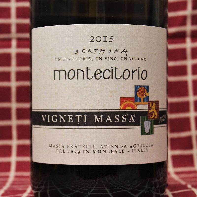 Italien Wein Massa Montecitorio Timorasso