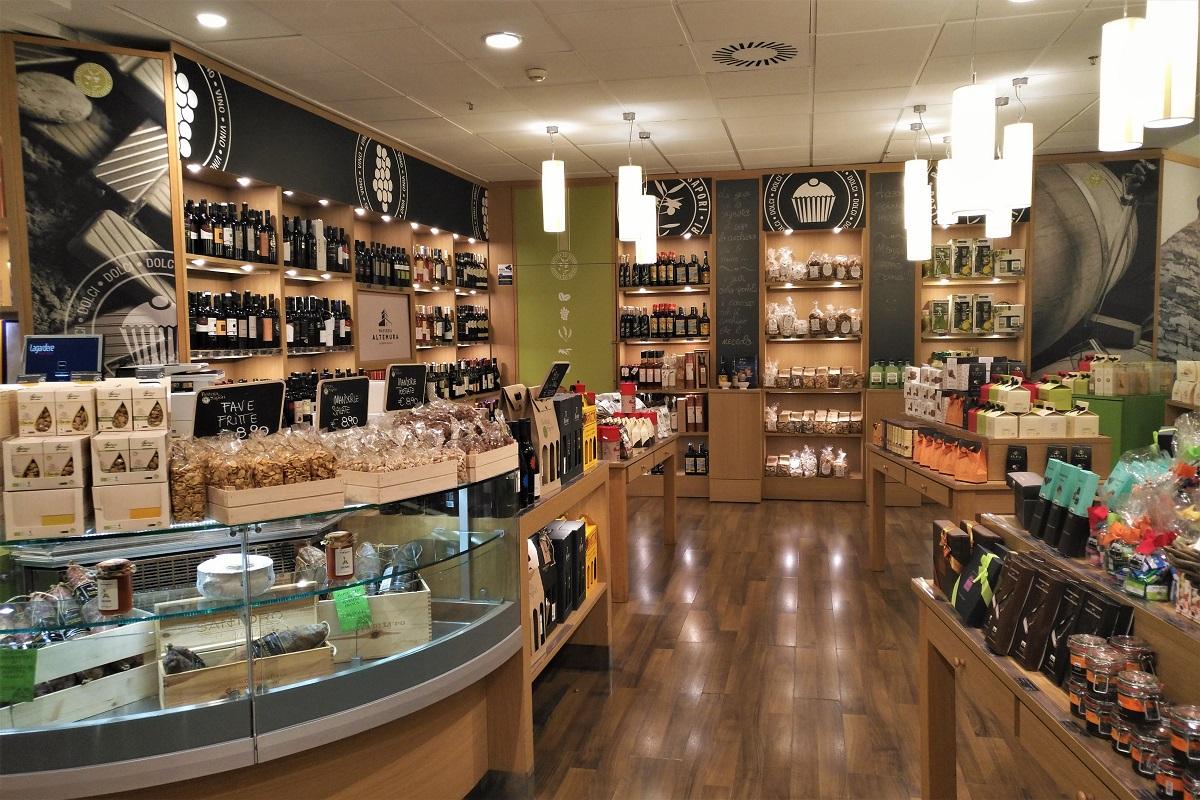 Italien Bari Wein Flughafen