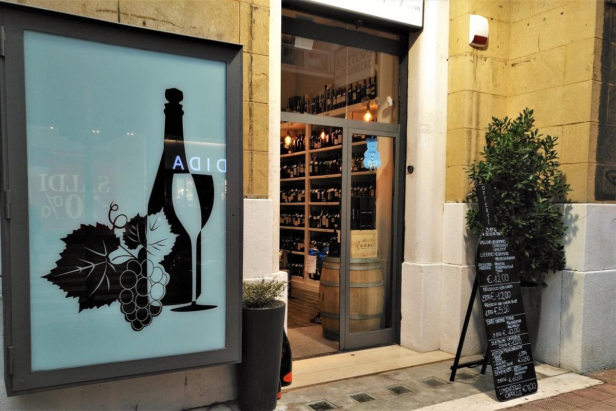 Italien Bari Wein Cucumazzo