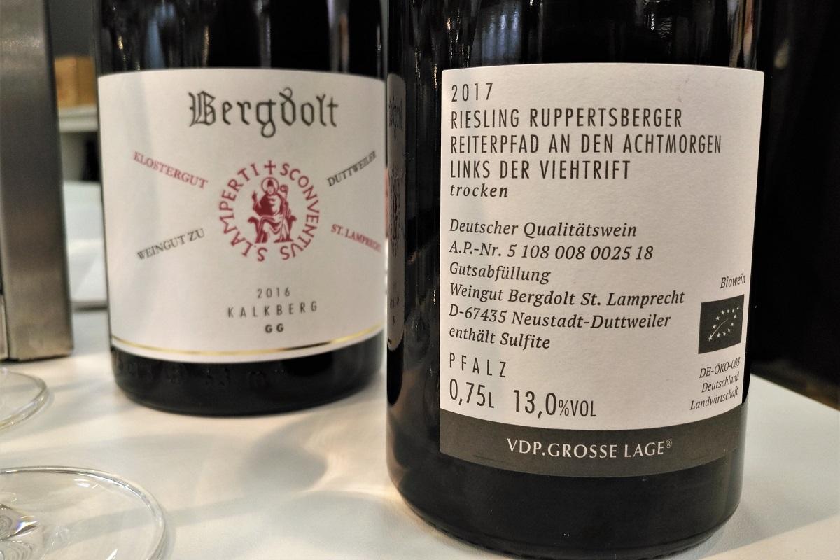 Biofach 2019 Bergdolt St. Lamprecht