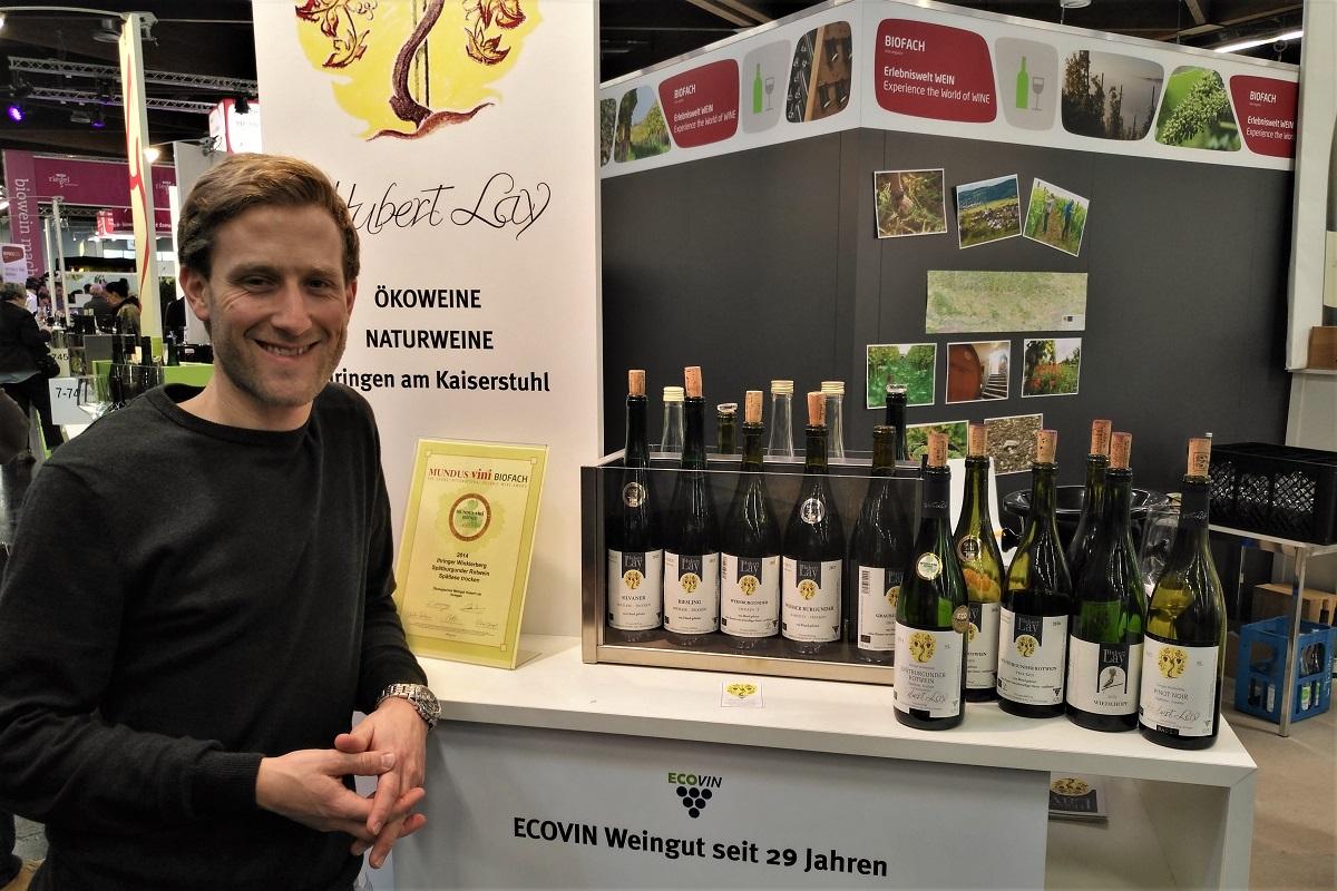 Biofach 2019 Weingut Hubert Lay