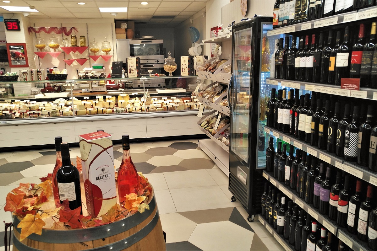 Italien Bari Wein Numeri Primi