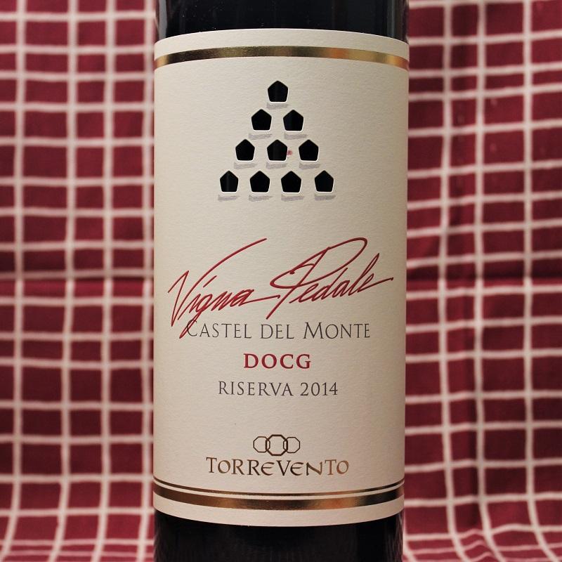 Italien Wein Torrevento