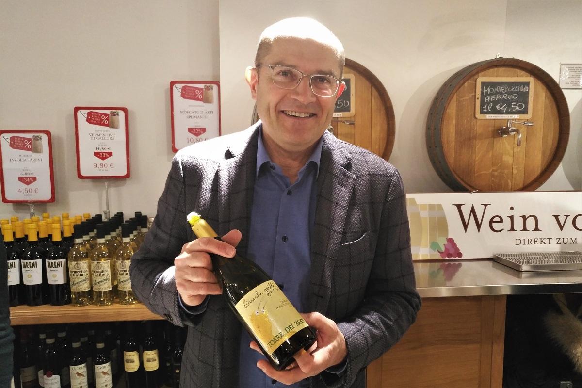 Slow Wine 2019 Torre dei Beati