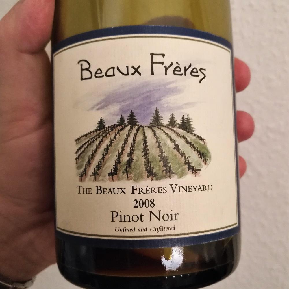 Geburtstag Wein Beaux Frères