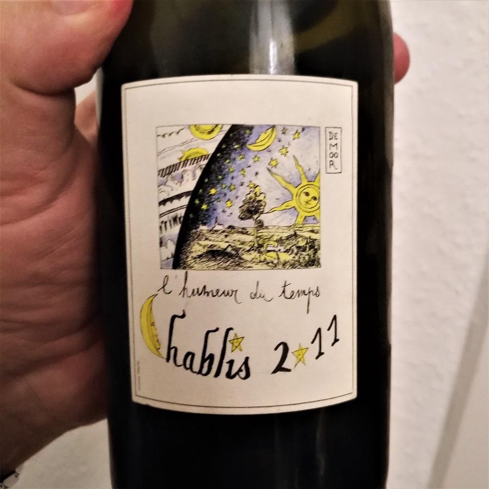 Geburtstag Wein de Moor Chablis