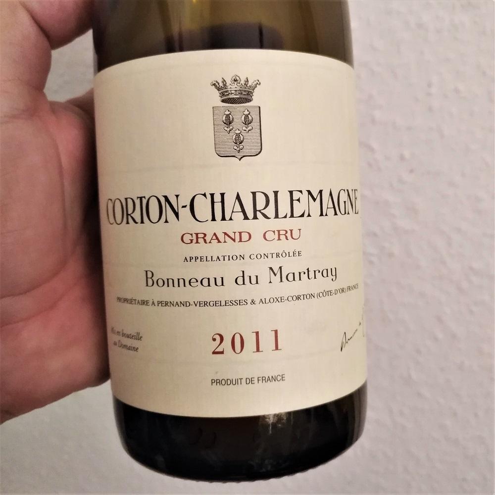 Geburtstag Wein Bonneau de Martray