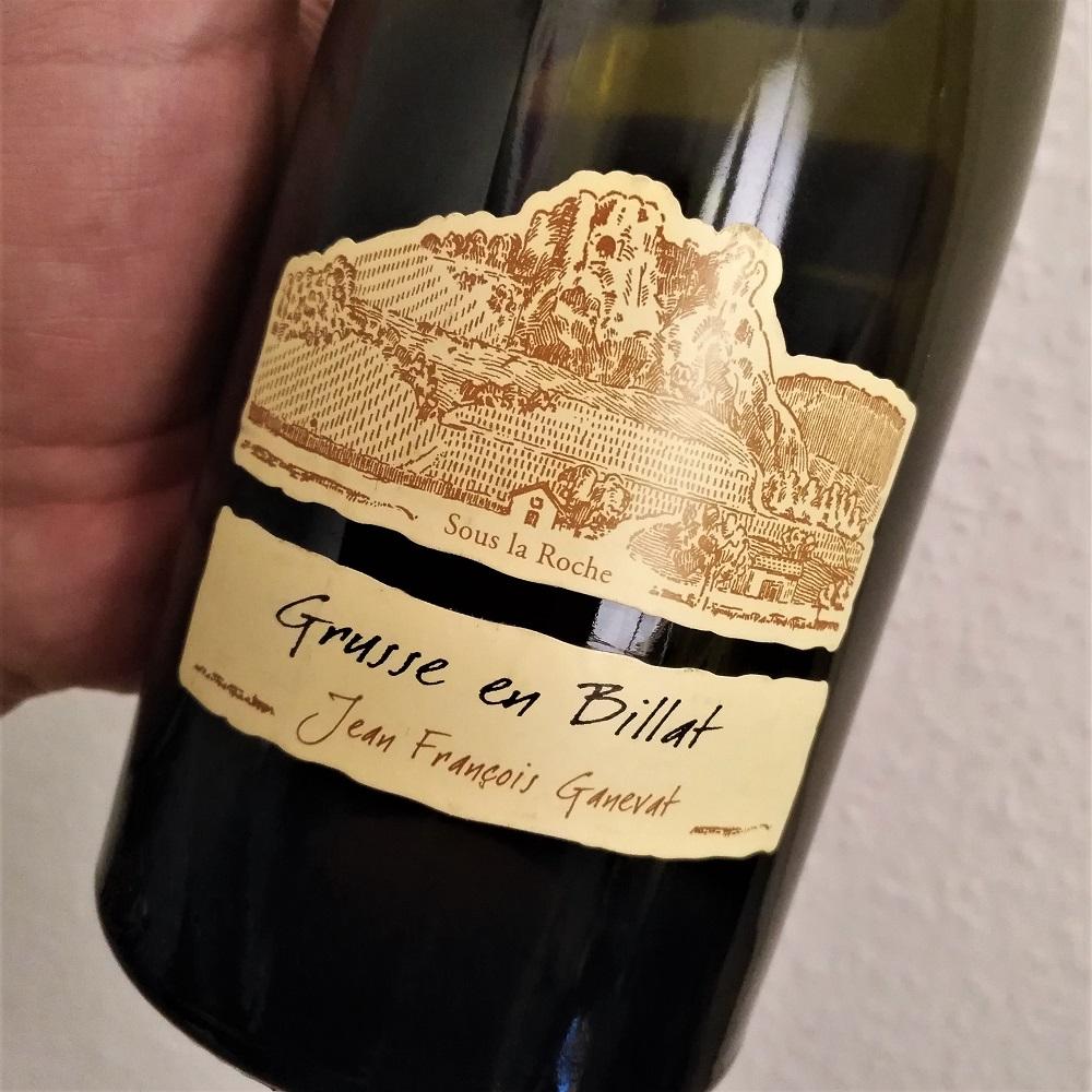 Geburtstag Wein Ganevat