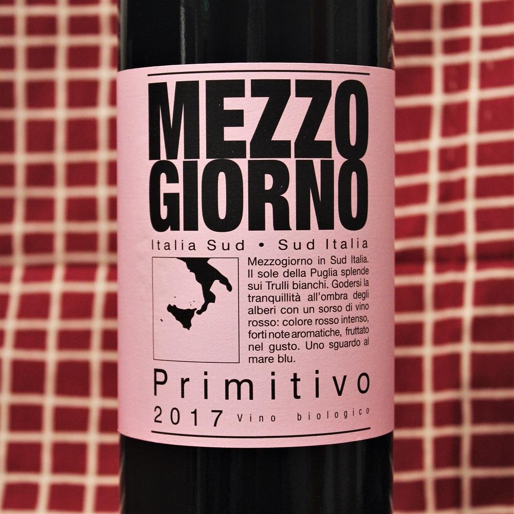 Bio-Wein Supermarkt Mezzogiorno