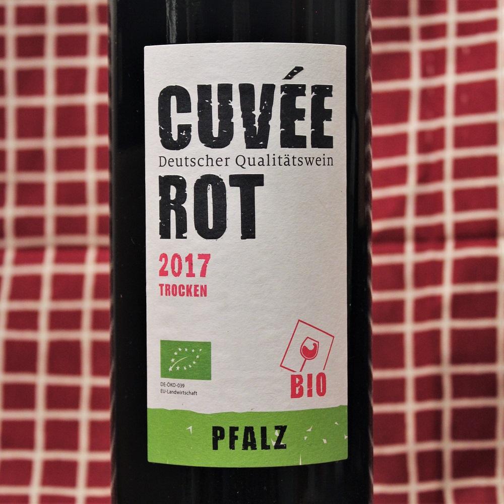 Bio-Wein Supermarkt Aldi
