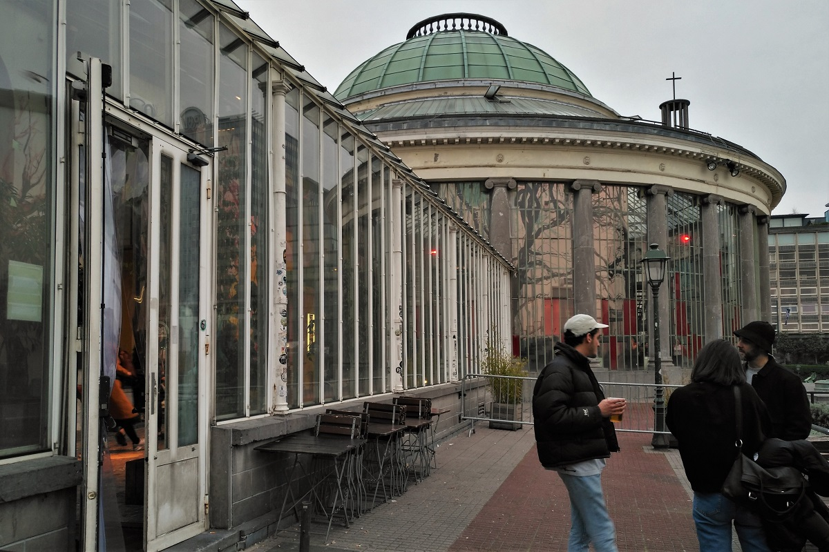 Brüssel Botanique
