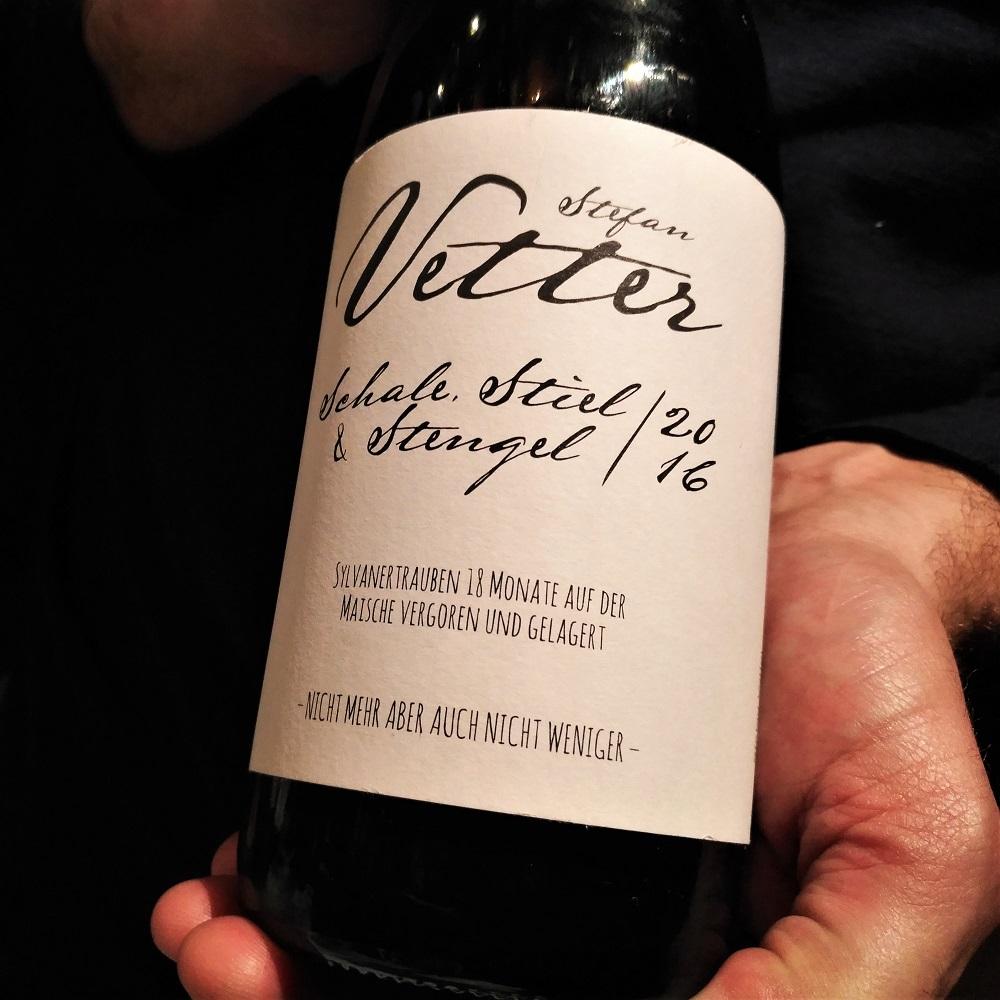 Weinsalon Natürel Stefan Vetter