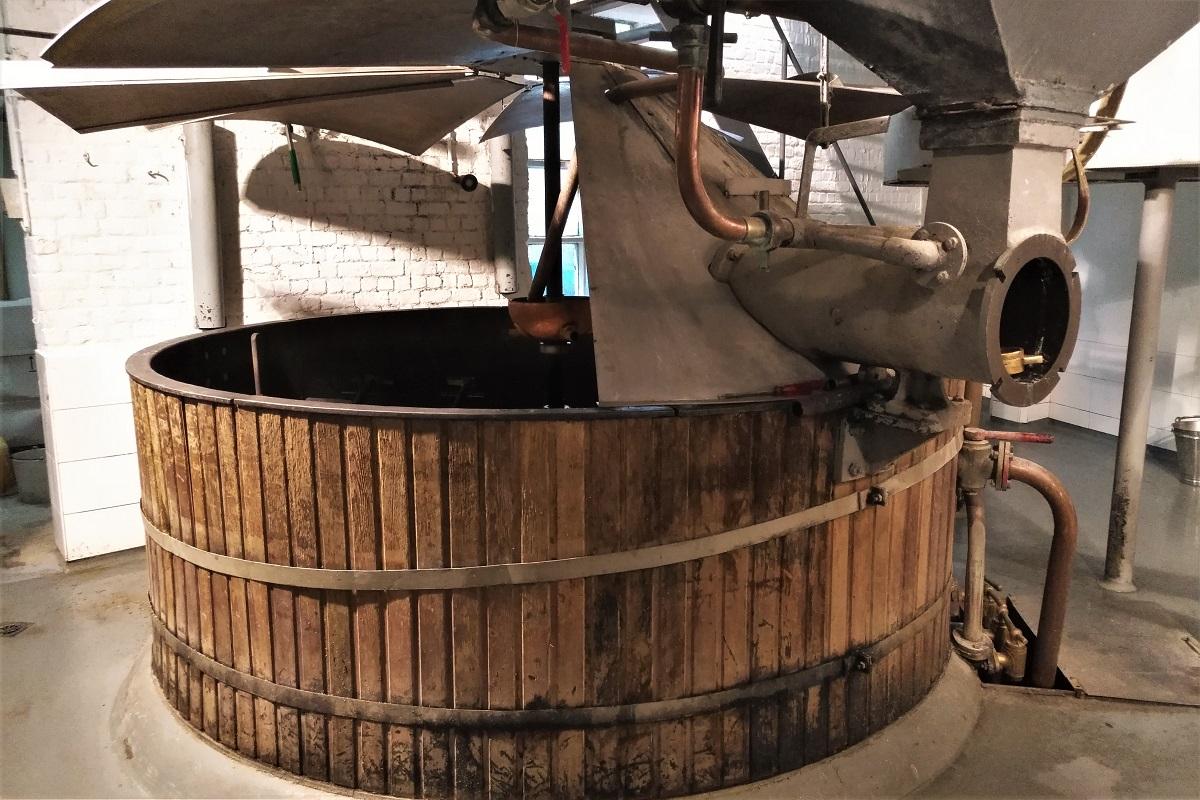 Brauerei Cantillon Maischebottich
