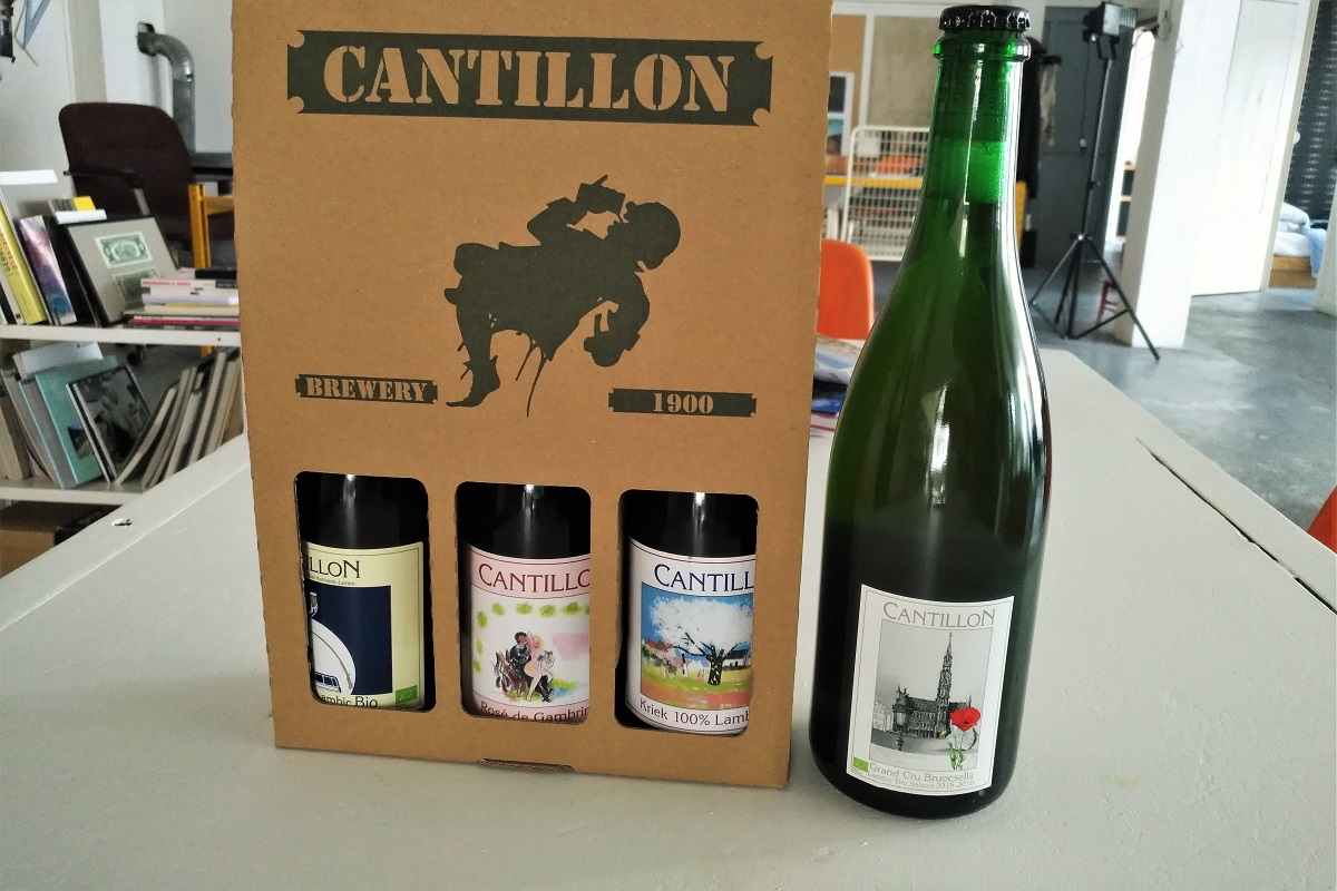 Brauerei Cantillon Biere