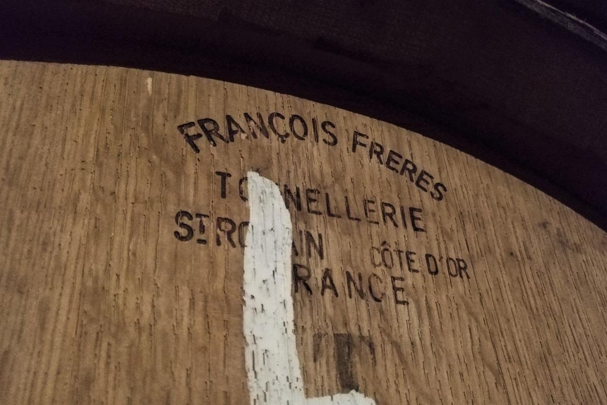 Brauerei Cantillon Weinfass