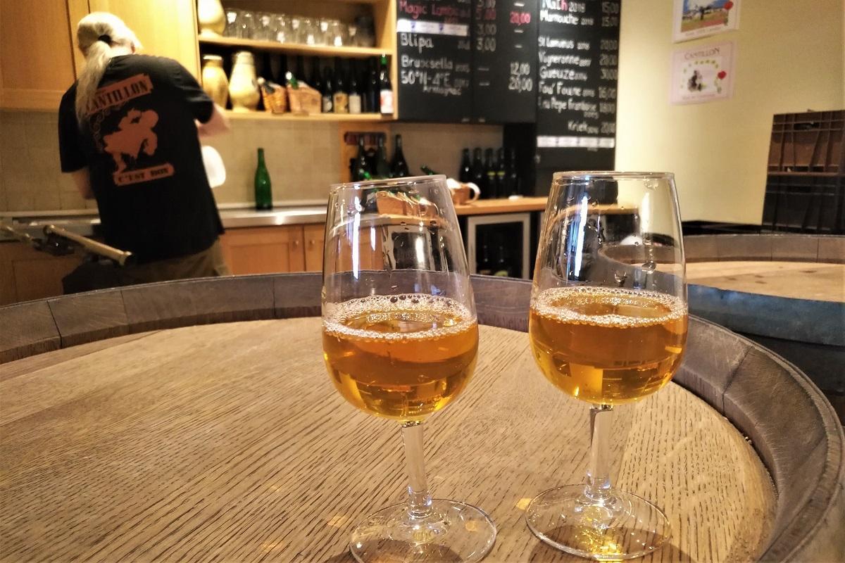 Brauerei Cantillon Lambic