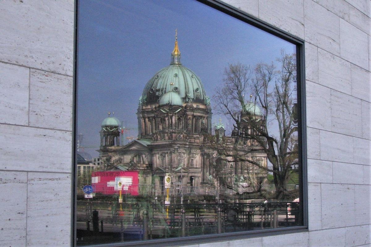 Berlin Dom Fenster