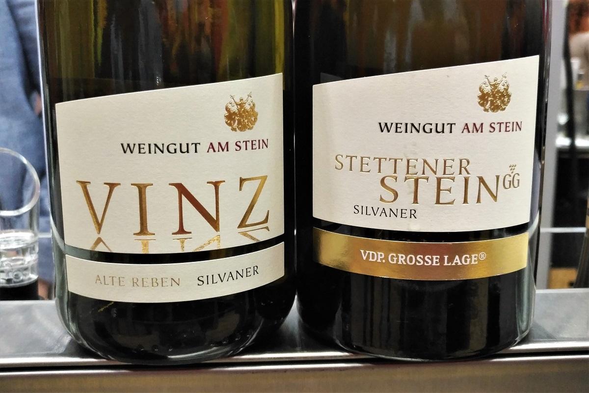 VDP Weinbörse Silvaner Knoll Franken