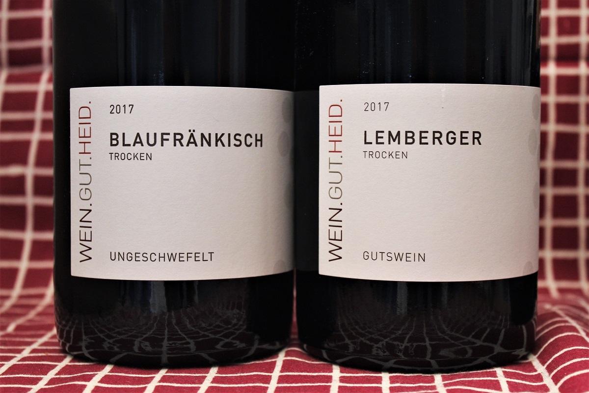 Heid Württemberg Blaufränkisch Schwefel