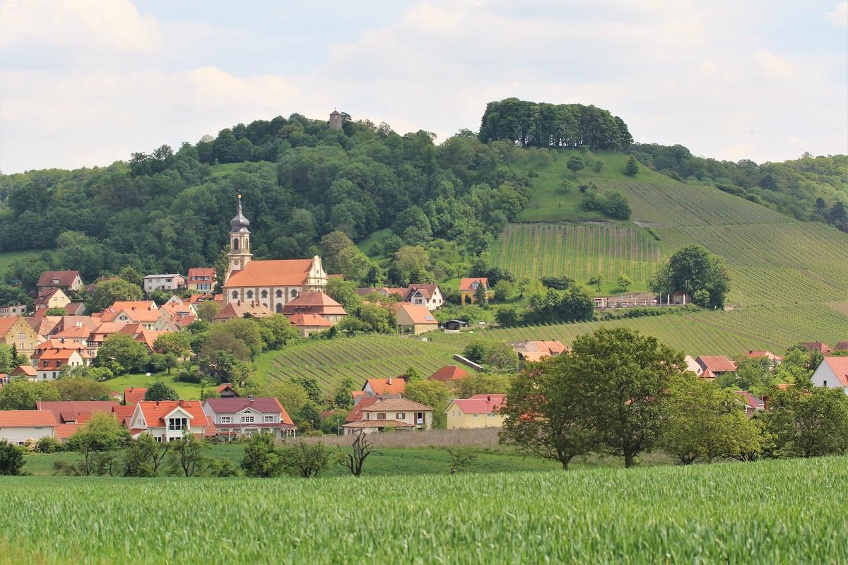 Castell Franken