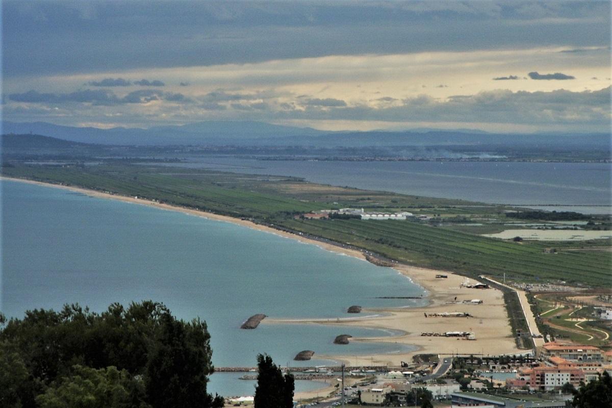 Wein Meer Languedoc