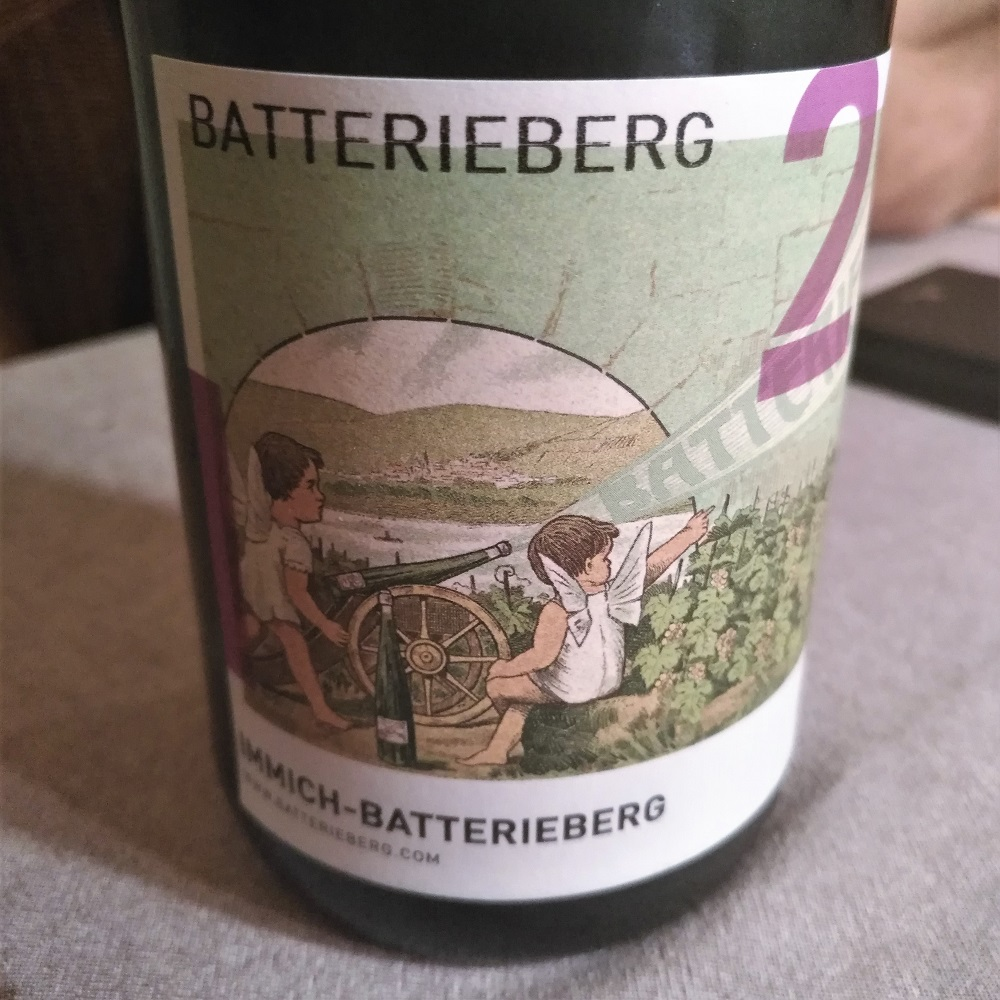Immich Batterieberg 2013 Riesling