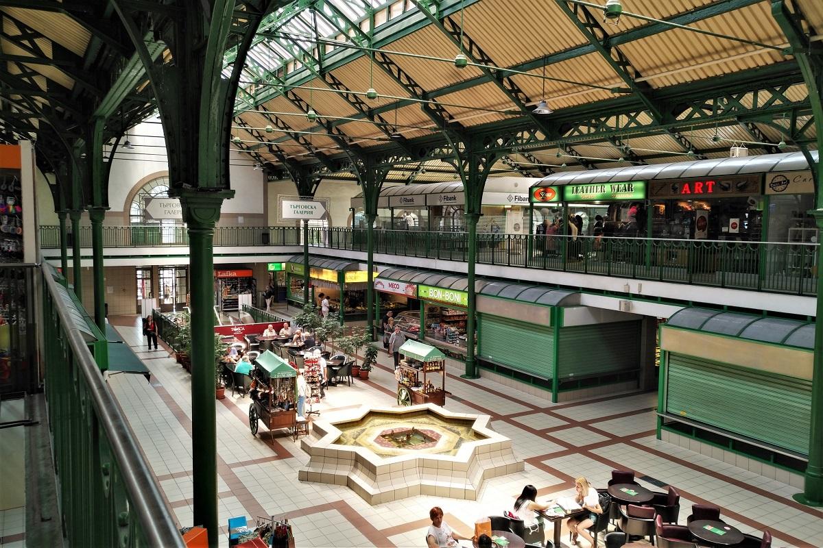 Sofia Markthalle