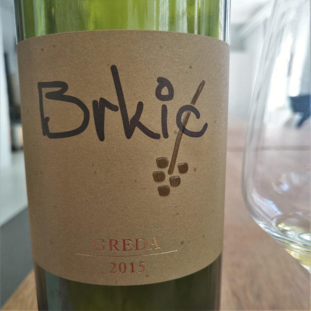 Wein Herzegowina Brkic Greda