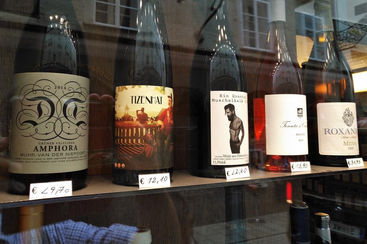 Sporer Wein Salzburg