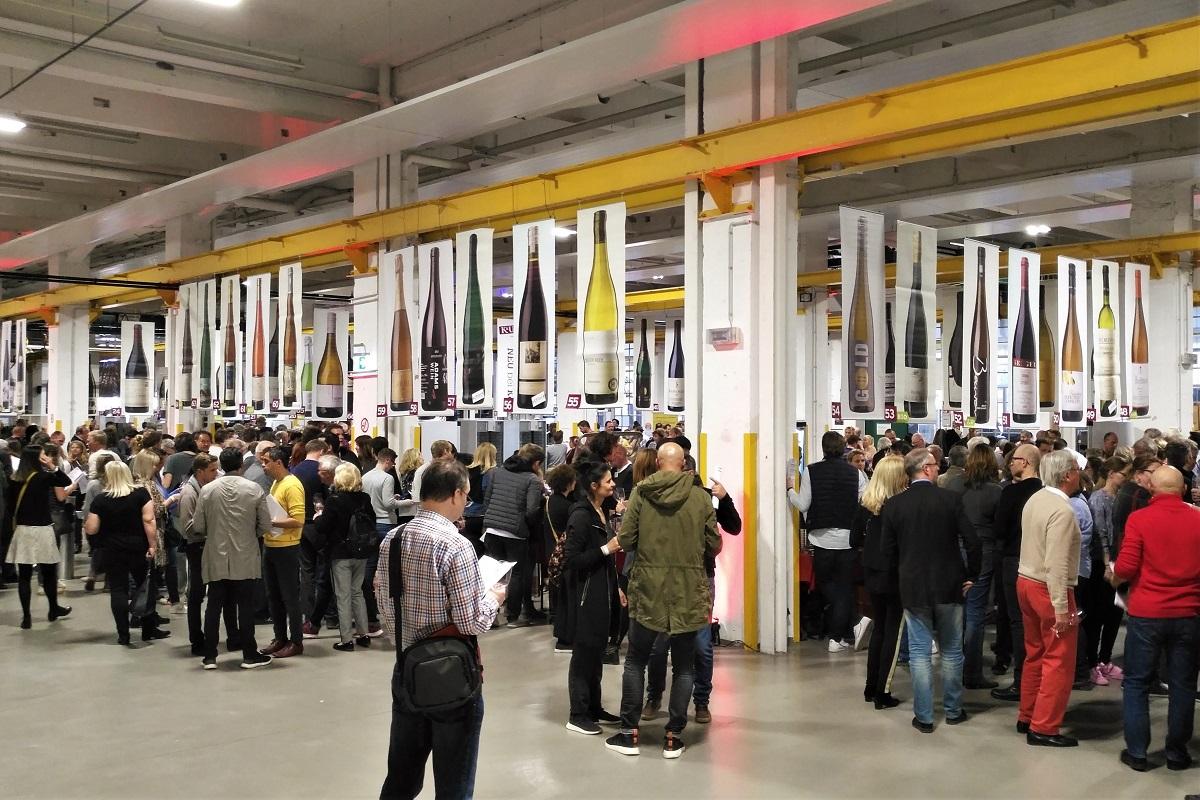 K&U Weinhalle Hausmesse Nürnberg